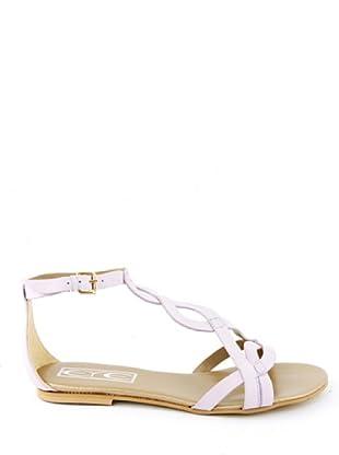 Eye Shoes Sandalias Trenza (Lila)