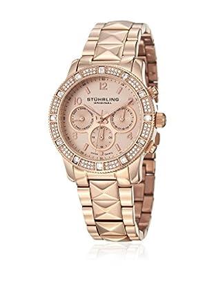 Stührling Original Uhr mit schweizer Quarzuhrwerk Woman Lady Nobilis 38 mm