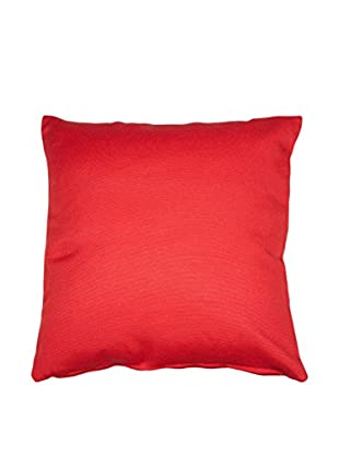 Cojín Panamá Rojo