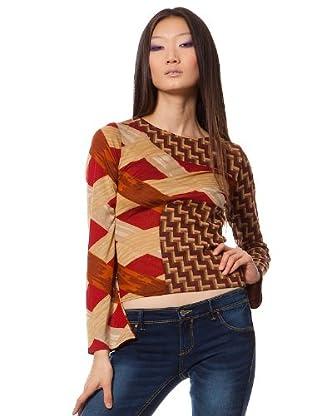 Custo Camiseta Bogu (Multicolor)