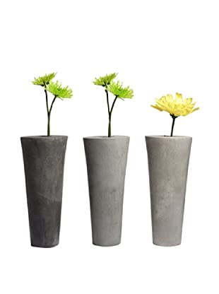 MU Design Co. Concrete Vase: Pylon 4