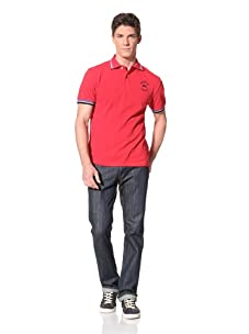 Moods of Norway Men's Per Are Polo (Red)