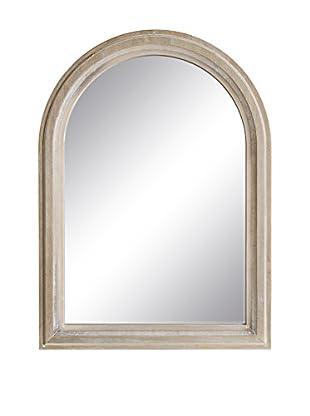 Romantic Style Espejo de Pared Amelí Natural
