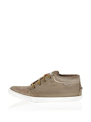 Timberland CA Hookset Camp FTM Plain Toe Chukka 65198 Herren Sneaker (Beige/Taupe Canvas)