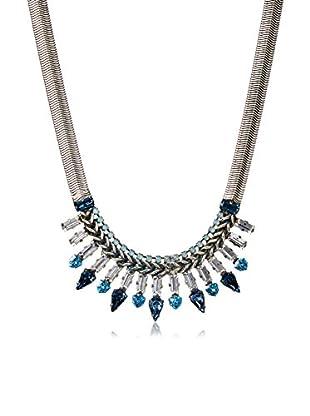 Tova Antique Silver Arrowhead Necklace