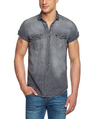 Tom Tailor Camisa Laterina (Gris)