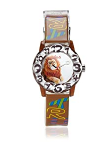 Trudi Kid's Lion Watch, Brown