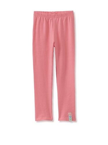 KANZ Girl's Knit Leggings (Pink)