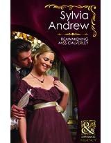 Reawakening Miss Calverley (Mills & Boon Historical)