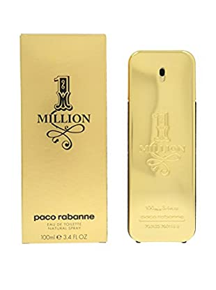 Paco Rabanne Eau de Toilette Hombre 1 Million 100.0 ml