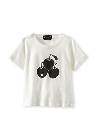 A for Apple Kids Rat T-Shirt (White)