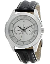 Titan Youth Analog White Dial Men's Watch - 1587SL03