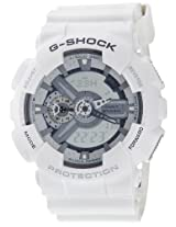 Casio G-Shock World-Time Analog-Digital Grey Dial Men's Watch - GA-110C-7ADR (G303)