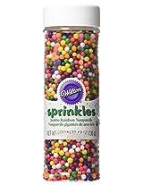 Wilton Jumbo Sprinkles, Nonpareils