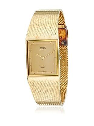 SEIKO Reloj de cuarzo Unisex 320379 45 mm