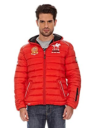 Geographical Norway Chaqueta Becket Men A (Rojo)