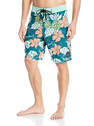 Maui & Sons Men's Luau Boardshort