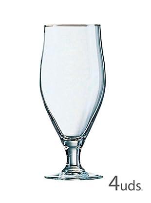 Luminarc Estuche 4 Copas Cerveza 32 Cl Modelo Cervoise