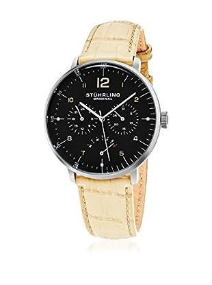 Stührling Original Uhr mit japanischem Quarzuhrwerk Man Vitesse Larvotto 42 mm