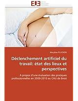 Declenchement Artificiel Du Travail: Etat Des Lieux Et Perspectives (Omn.Univ.Europ.)