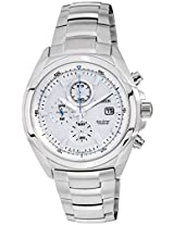 Citizen Eco-Drive Analog White Dial Men's Watch - CA0190-56B