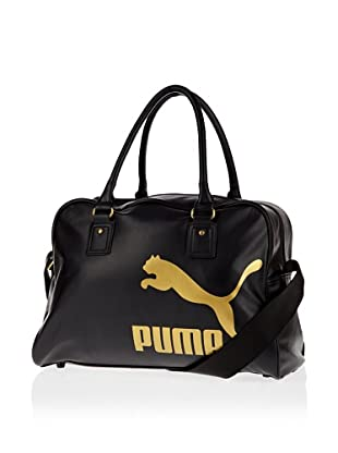 Puma Originals Grip Bag, 26 liters (black-gold)