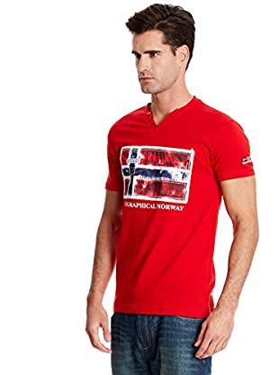 Geographical Norway T-Shirt Jeridis