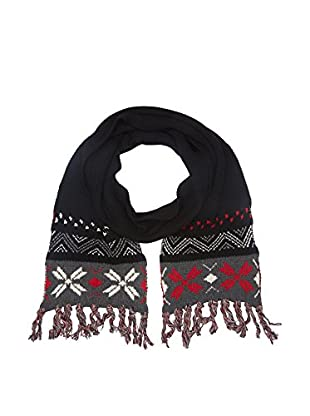 Hackett London Bufanda Lana Snow Flake Knit Ii Scf