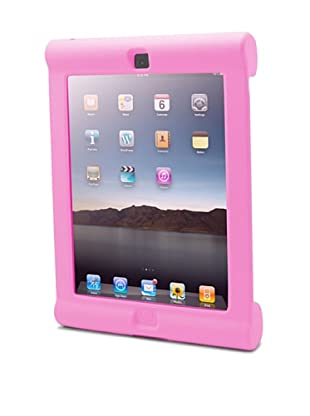 Unotec Custodia Antiurto per Ipad 2/3/4 Kid Rosa