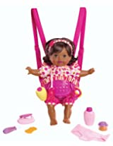 Little Mommy Laugh and Love African-American Doll