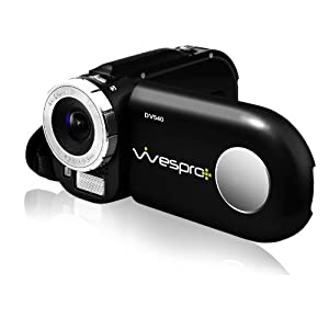Wespro 5MP Digital Camcorder-DV540 + Charger Set