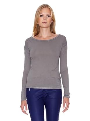 Mila Brant Camiseta Opale (Gris)