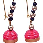 Handmade Handcrafted Fancy Earrings for any Occasions(Festival Special)