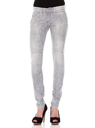 Pepe Jeans London Pantalón Wisp (Gris)