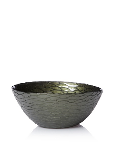Calegaro Italy Python Bowl (Green)