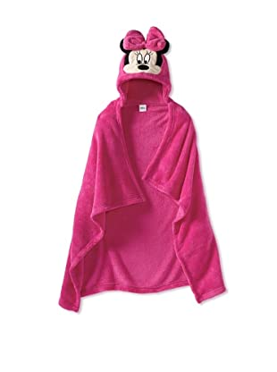 AME  Minnie Hooded Wrap (Toddler)