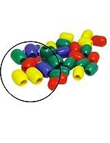 Skillofun Beads Set (50 beads), Multi Color [Toy]