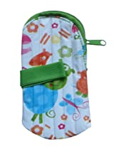 Baby Dreams Feeding Bottle cover- Flat for 125ml Bottle (Green)