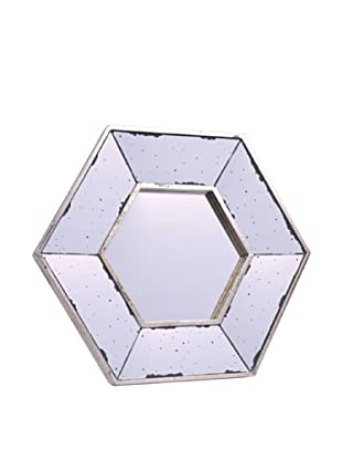 HomArt Small Hexagonal Versailles Mirror