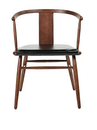 Control Brand Orebro Arm Chair, Black