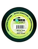Power Pro Microfilament 20 Pound Braided Fishing Line