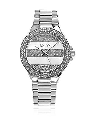 SO & CO New York Uhr mit japanischem Quarzuhrwerk Woman GP16034 39 mm