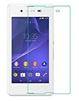 Jaifaon Premium 0.3mm Tempered Glass Screen Protector for Sony Xperia E3