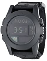 Nixon - Mens Digital Baja Watch, Color: All Black