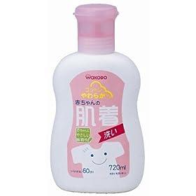 【クリックで詳細表示】赤ちゃんの肌着洗い 720ml: ヘルス&ビューティー