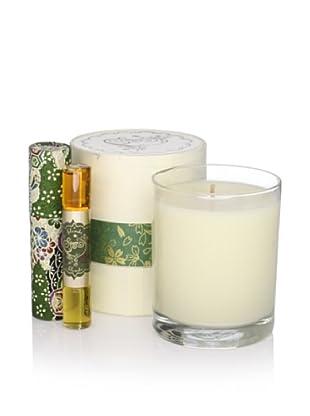Sage 6-Oz. Candle and Dual Eau de Parfum, Jade\/Topaz