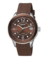 Esprit Timewear Analog Brown Dial Women's Watch - ES105342016