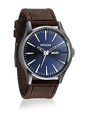 Nixon Uhr mit japanischem Quarzuhrwerk Man A105-1524  41 mm