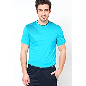 Aqua Blue Training T Shirt