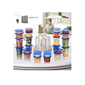 Ideal Home 49 Pieces Spin N Store Kitchen Organiser